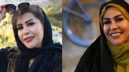 تغییر حجاب جنجال برانگیز خانم بازیگر بعد از طلاق