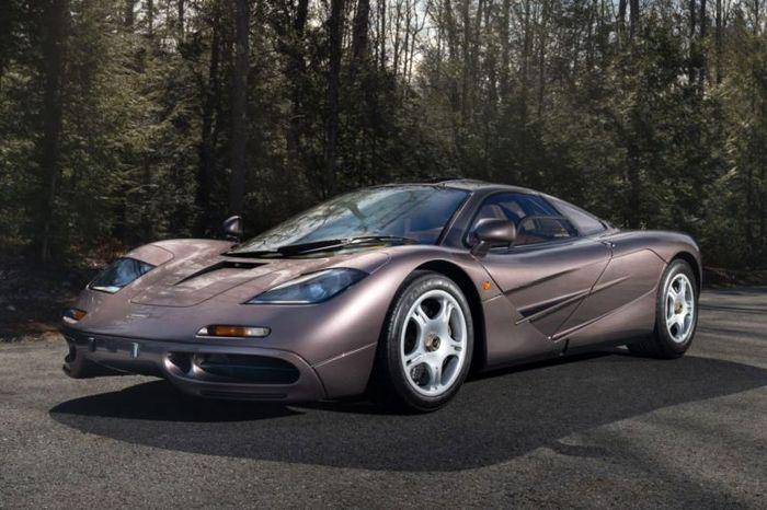خودرویی که معادل ۵۴۰ میلیارد تومان قیمت دارد + تصاویر