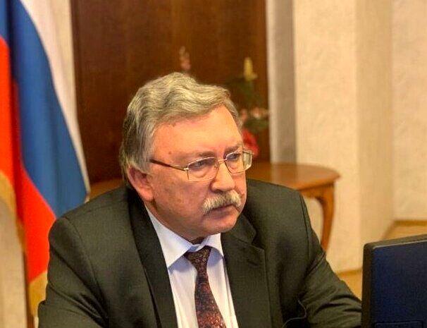 اظهارات اولیانوف درباره روند مذاکرات