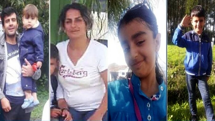 دستگیری یک ایرانی در ارتباط با غرق شدن خانواده مهاجر سردشتی