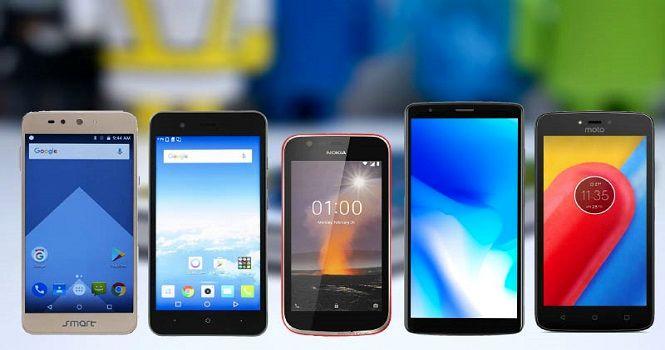 این گوشی ها را زیر یک میلیون تومان بخرید!