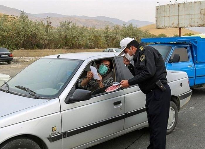 دلالی پر سود صدور مجوز تردد بین استانی + عکس
