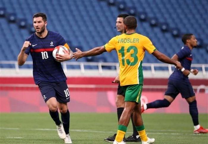 نتایج دور دوم بازیهای مرحله گروهی فوتبال المپیک