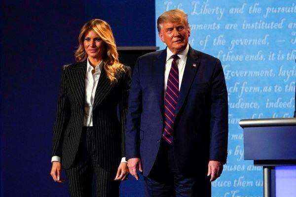 ترامپ و همسرش کرونایی شدند