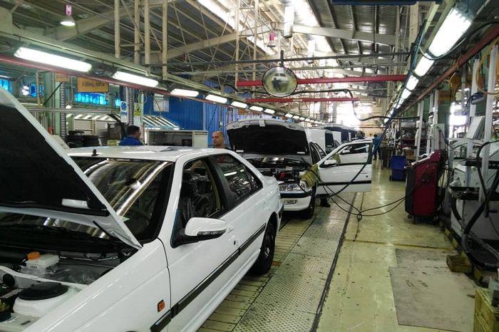 میزان رشد تولید خودرو از زبان نیارکی