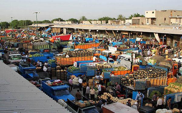 قیمت انواع سبزیجات و صیفی جات در میادین تره بار