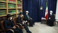 دیدار فرمانده قرارگاه حضرت مهدی با مدیر حوزه های علمیه کشور