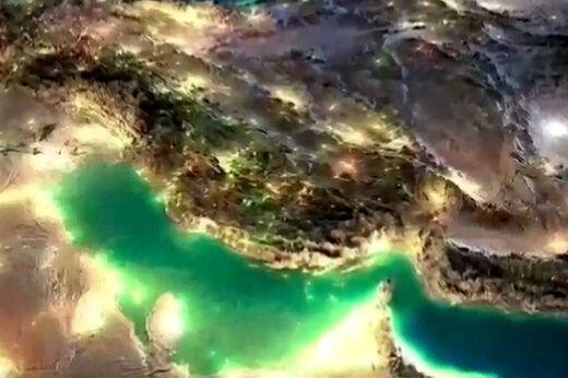 ابر پروژه انتقال آب خلیجفارس افتتاح شد