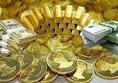 قیمت سکه در سراشیبی سقوط + نمودار