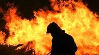 آتشسوزی در ۴ نقطه از کهگیلویه و بویراحمد