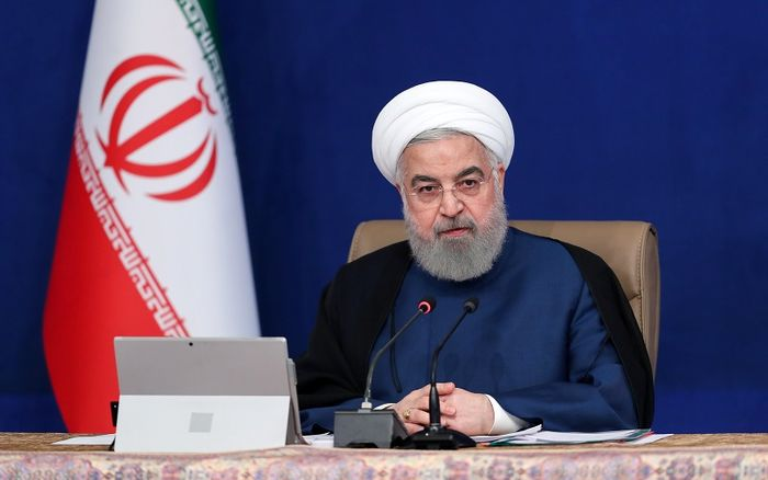 روحانی: پول نفت در بودجه خرج نشود