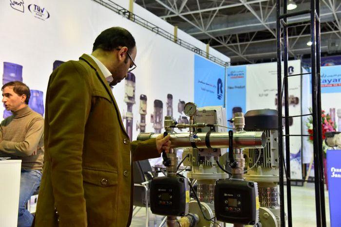 نمایشگاه اصفهان میزبان شرکت های مطرح سرمایشی گرمایشی و صنعت آب