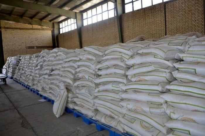 واکنش گمرک به فساد برنج های دپو شده