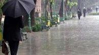وضعیت بارش ها در هفته پیش رو + عکس